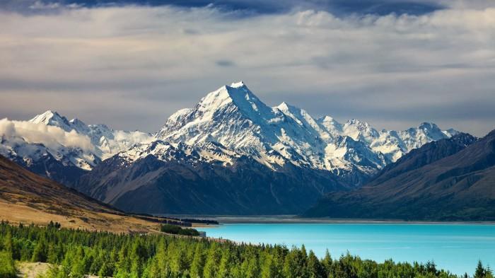 Mount-Cook